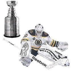 McFarlane NHL Series 29 Tim Thomas Stanley Cup Figure