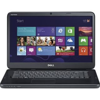 New Dell Inspiron 15 6 Laptop Dual Core B820 320G 2G Webcam i15 909BK