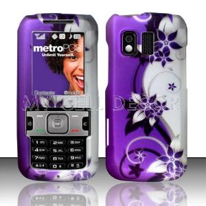 Cell Phone Cover Case for Samsung R450 Messager, R451 / R451C(Cricket