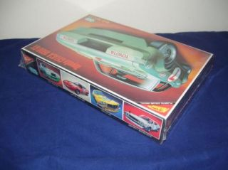 Vintage Nichimo Toyota Celica GT SEALED Kit Motorized