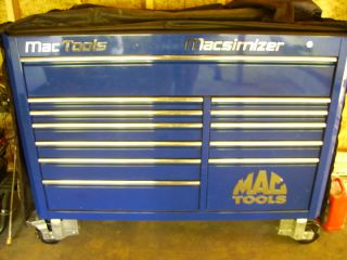 Mac Tools Macsimizer 1850 Toolbox Like New
