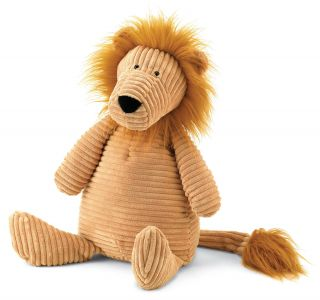 Jellycat Cordy Roy Lion Huge Plush Stuffed Animal New
