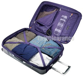 Ricardo Beverly Hills Crystal City 24 Expandable Spinner Upright $