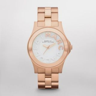 New, box Marc Jacobs Ladies Watch MBM3135 Rose Gold Stainless Steel