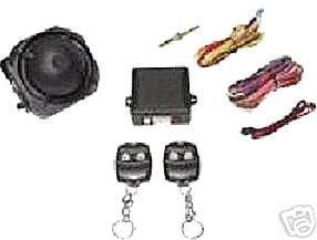 New Crime Stopper CS2200WST Alarm with Wireless Siren