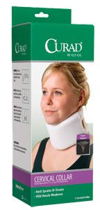 Curad Universal Foam Cervical Neck Collar