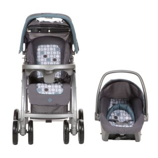 Safety 1st Saunter Stroller Travel System Stratosphere Blue Brand New