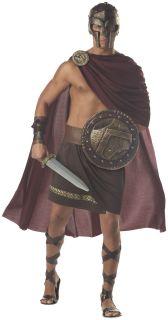 C191 Mens Spartan Warrior Roman Fancy Costume M L XL