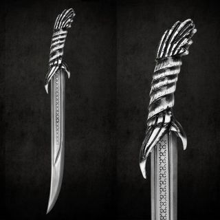 Assassins Creed Altair Combat Knife   Perfect For LARP & Stage