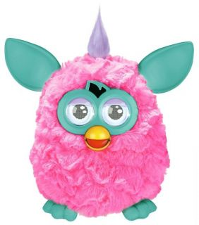 2012 Hasbro Furby Pink Cotton Candy Brand New in Sealed Box   Fast