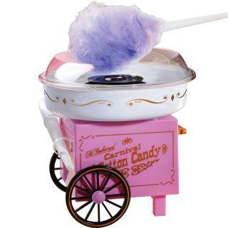 Cotton Candy Maker Mini Machine Hard Life Saver Floss Spinner