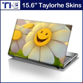 15 6 Laptop Skin Sticker Decal Happy Daisy Cute Funny