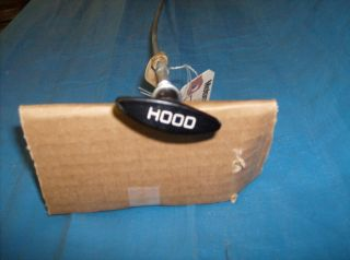 1957 59 Ford Fairlane Custom Hood Catch Control Cable