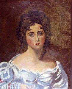 Sir Thomas Lawrences Mrs Rosamond Croker Painted by Carl Hinton