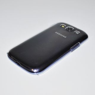 Crystal Clear Ultra Thin Plastic Cover Case For Samsung Galaxy S3 S