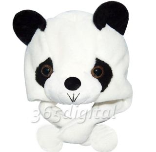Cartoon Animal Panda Plush Cute Kids Warm Hat Cap Party 35DI