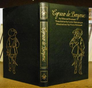 Cyrano de Bergerac Edmond Rostand Easton Press