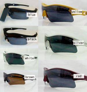 New Bike Bicycle Cycling Sport Sun Glasses Sunglasses Non Reflective