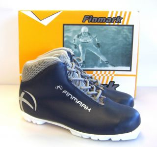 New Finmark NNN XC Nordic Boot Cross Country Ski Boots Sz Mens M