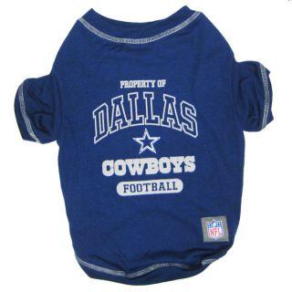 dallas cowboys dog t shirt