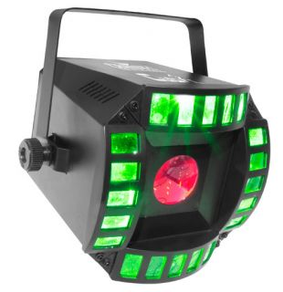 Chauvet Cubix 2 0 LED DJ DMX RGB Multi Color Lighting Effect Free Mini