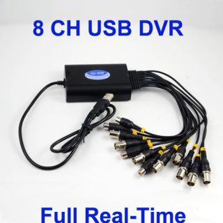 Video Audio D1 H 264 Full Real time CCTV Capture Card Win7 32 64bit