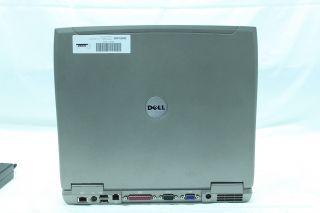 Dell Latitude D610 Laptop P4 M 1 73GHz 40GB 1GB DVD CDRW XP 3 WiFi