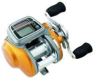 Vintage daiwa procaster sm 2a fishing reel for Digital fishing reel