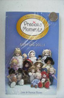 Official Precious Moments Dolls Collectors Guide Book New