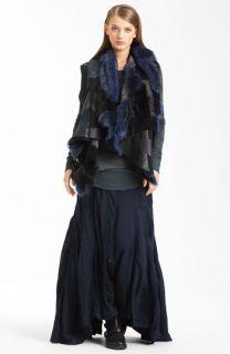 Donna Karan Collection Vest, Top & Skirt