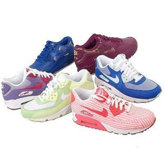 Nike Wmns Air Max 90 Womens Running Shoes 6 Colors to Select 1 From $