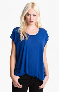 Rebecca Minkoff Eda Colorblock Swallow Tail Tee