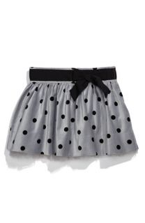 United Colors of Benetton Kids Polka Dot Skirt (Little Girls)