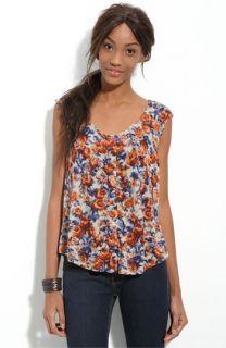 Chloe K Printed Knit Top (Juniors)