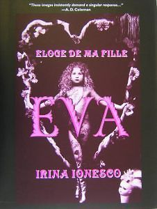 IRINA IONESCO PHOTO BOOK, EVA, 2004 1st. edition 1st. print JAPAN