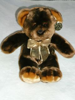 Dan Dee 13 Brown Teddy Bear Super Soft Stuffed Plush Collectors Choice