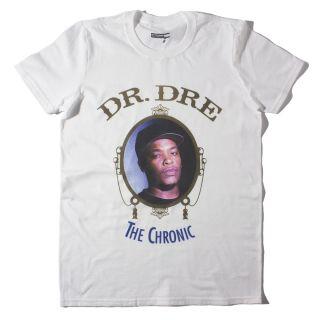 Dr Dre T Shirt Large Hip Hop Chronic Album Death Row 80s Vintage Old