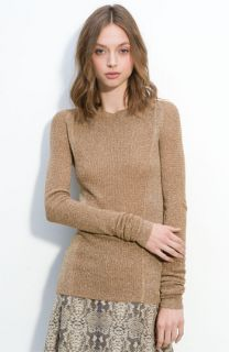 MARC BY MARC JACOBS Alexis Metallic Sweater