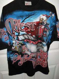 LG Dale Earnhardt The Quest Spirit Within Black Shirt