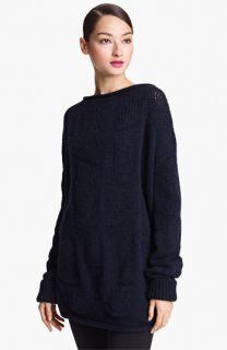 Donna Karan Collection Drop Stitch Sweater Tunic