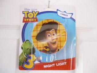 new disney toy story woody night light lamp