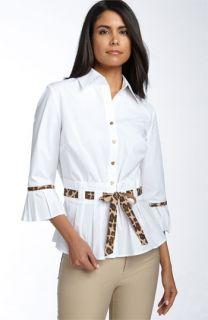 Nexx Leopard Belt Shirt