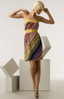Missoni Belted Mini Tube Dress