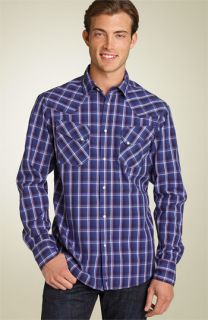 Ben Sherman Black Jack Plaid Shirt