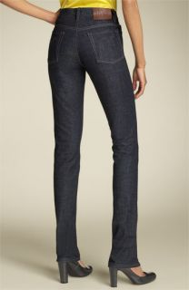 MARC BY MARC JACOBS Chrissie Stretch Denim Jeans (Dark Blue Wash)