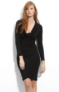 James Perse Cowl Neck Dress