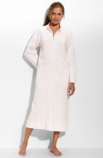 Carole Hochman Designs Quilted Zip Front Robe