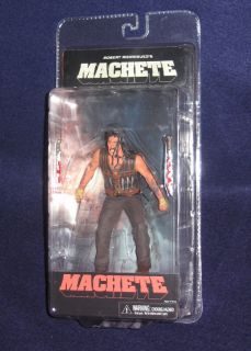 Machete Danny Trejo 7 Action Figure NECA Grindhouse