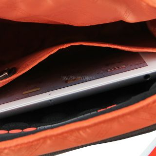 Tracolla Porta iPad iPad3 Borsa per Tablet PC Bag 10 Borsello Roncato