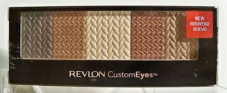Revlon Custom Eyes Shadow Liner Naturally Glamorous 020